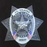 Box Elder Co Sheriff Swat badge