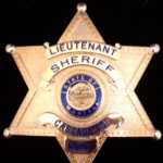 Cascade Co Sheriff Star