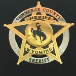 Converse Co Sheriff Badge