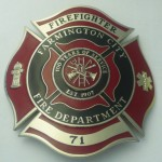 Farmington City Fire Department badge