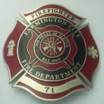 Custom Fire Department Badges