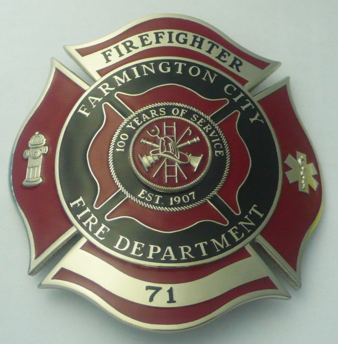 custom fire department badges firefighter badge design creative