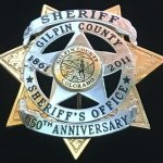 Gilpin Co Sheriff badge