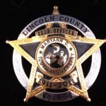 Lincoln Co Sheriff Star