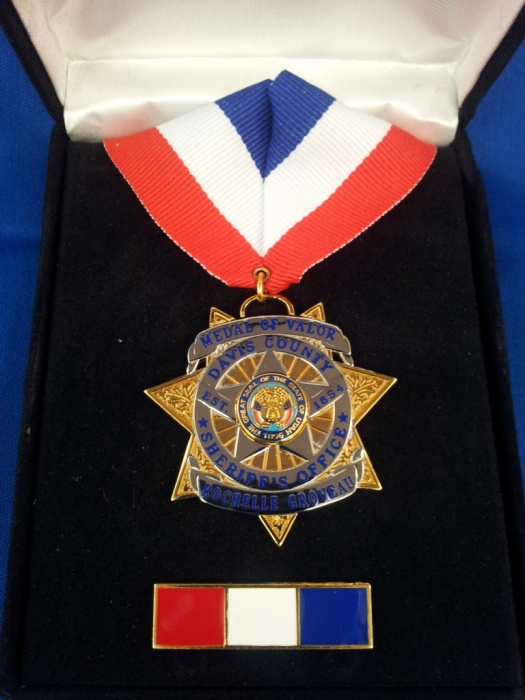 law enforcement medals