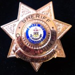Custom Sheriff Badge Design