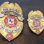 Custom Fire Department Badge Designs