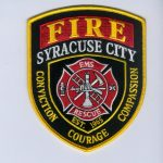 Syracuse City Fire patch